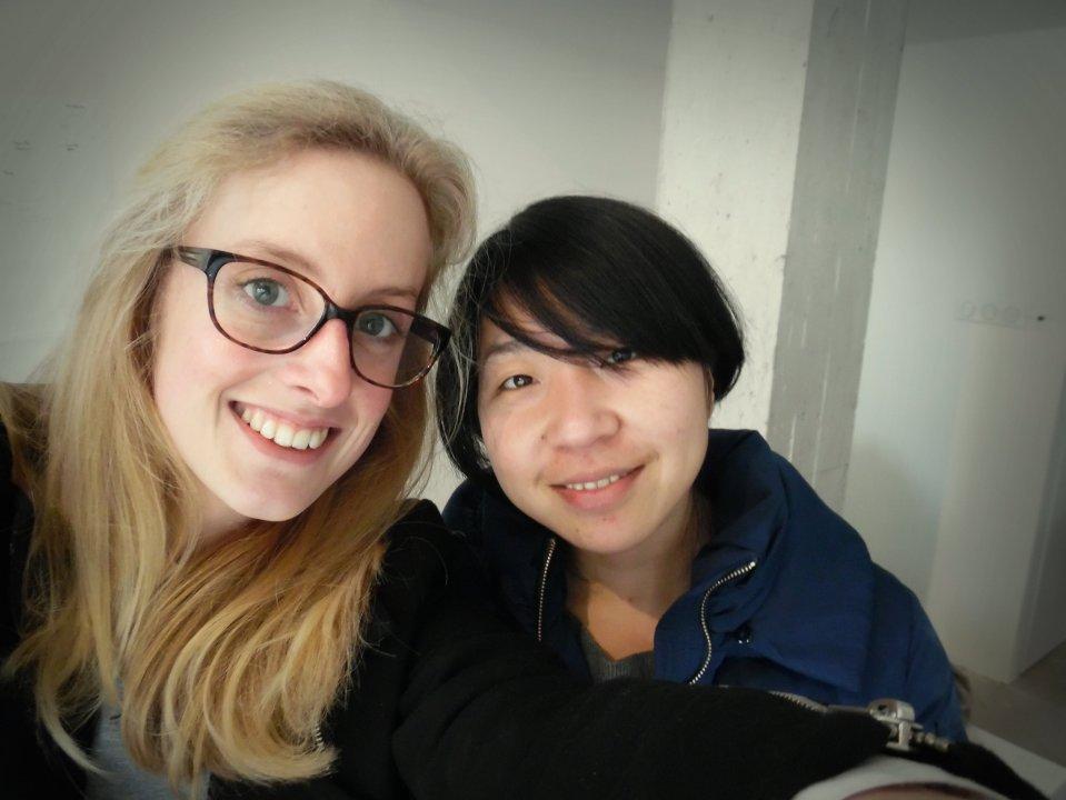 Elodie Bernard (regardb) // Qingmei Yao