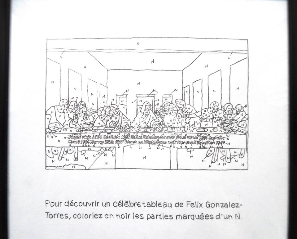 """Pascal le coq, série """"DIY"""", drawing now, galerie lara vinci"""