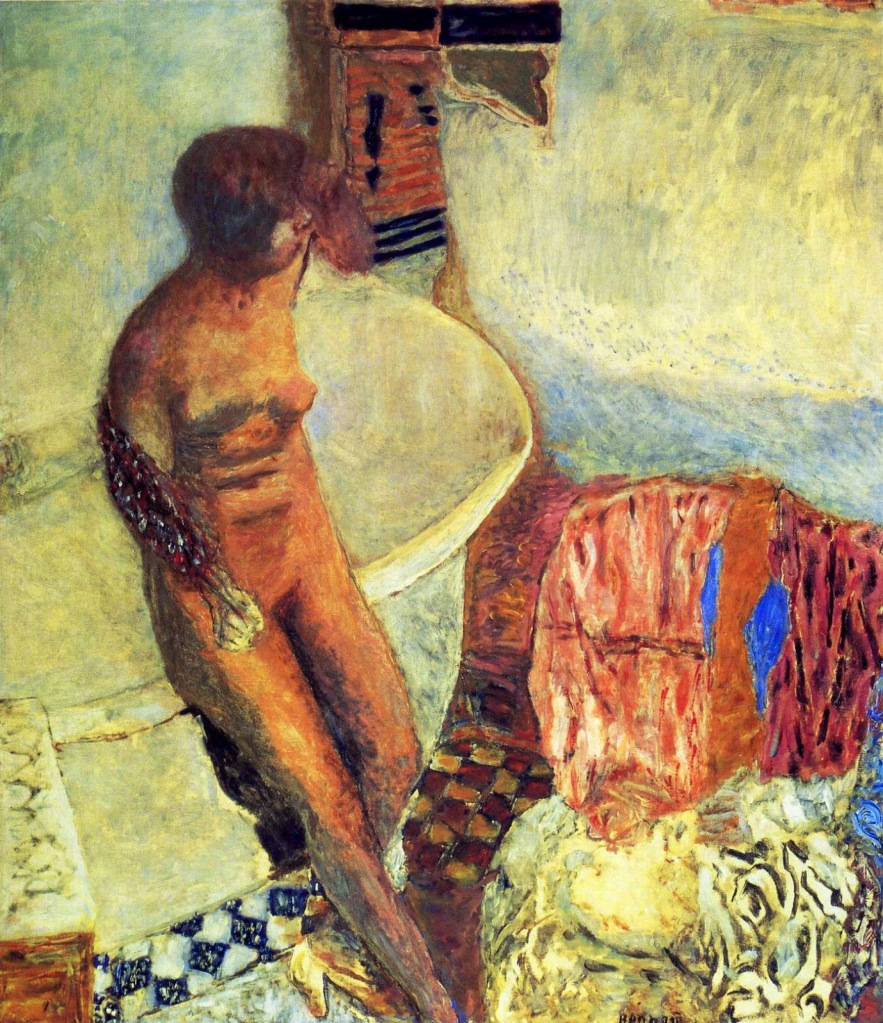 Nu à la baignoire, 1931, Pierre Bonnard