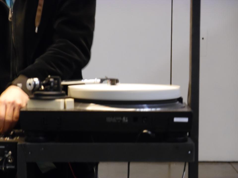 Jérémy Chevalier, Concrete Music, 2011-2013, Tout ce qui se fait sous le soleil, Nantes, Le lieu unique