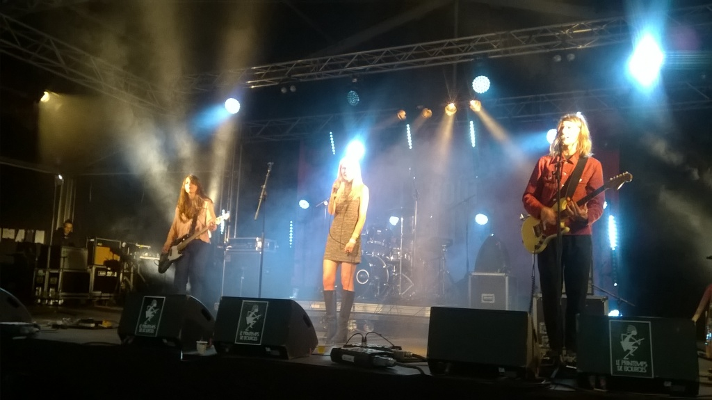 FURS uk, printemps de Bourges