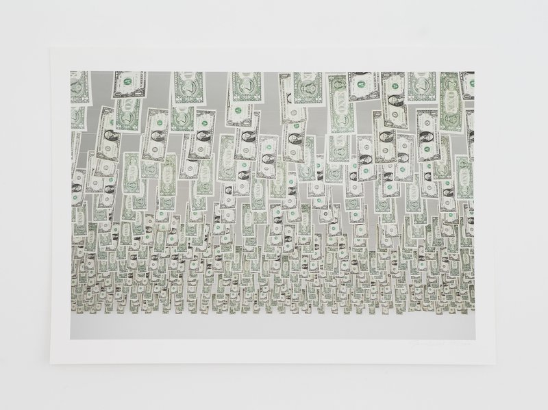 Gianni Motti, Moneybox, 2013