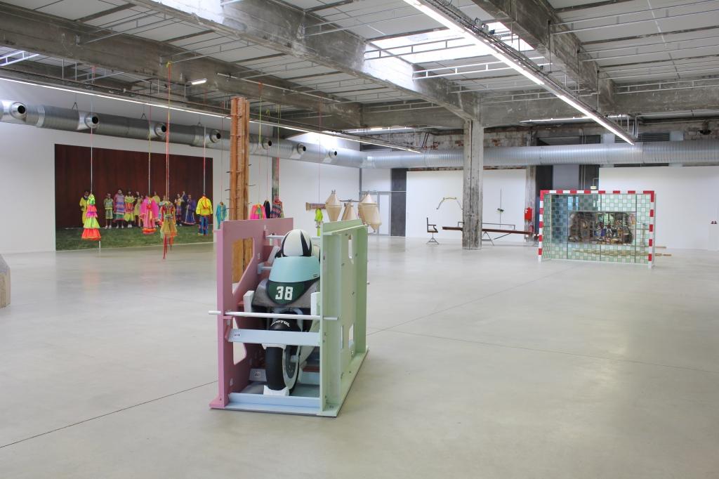 Hab Galerie, FRAC Pays de la Loire, ouverture pour inventaire, 2015, NANTES