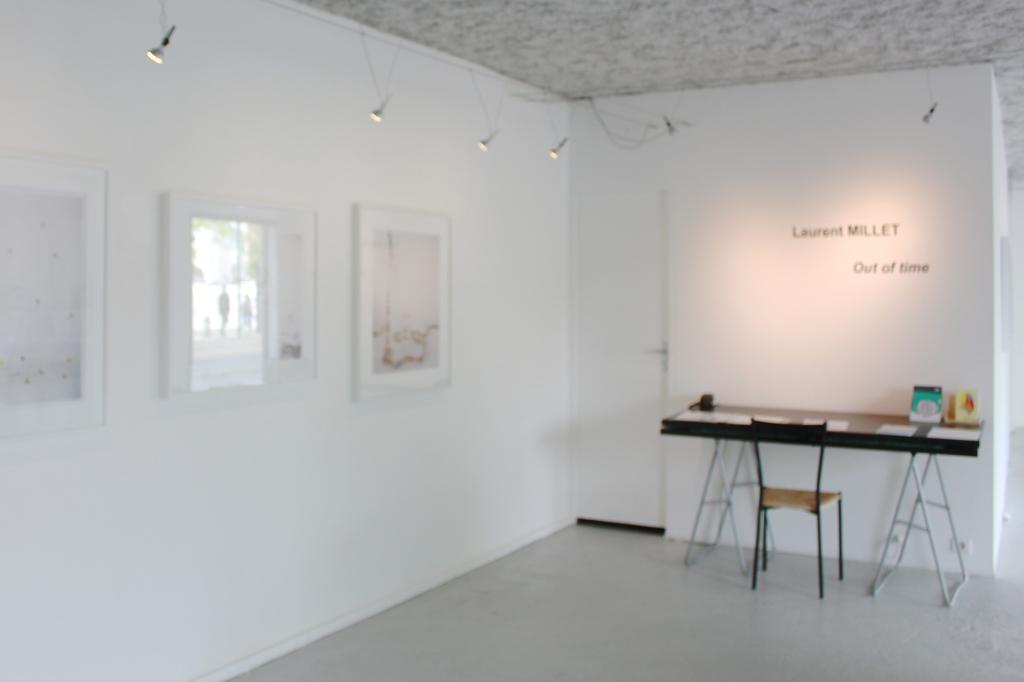 Galerie Confluence, Laurent millet, Nantes, 2015