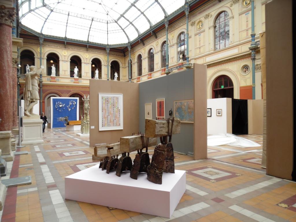 Choices Paris Collector Weekend, galerie, beaux arts de paris : vue de l'exposition
