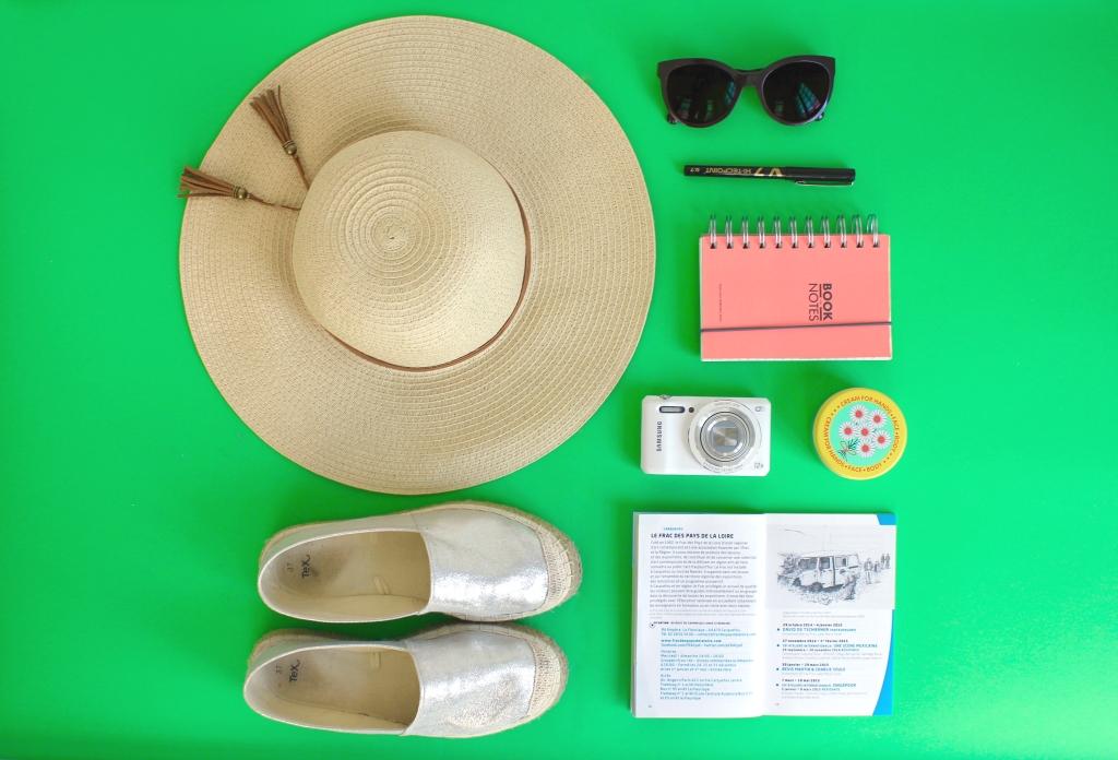 Checklist: summer, Elodie Bernard, Blog Art contemporain