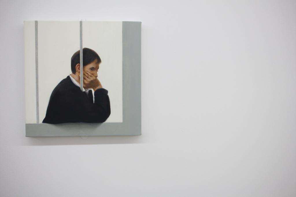 Tim Eitel, Galerie Jousse Entreprise, 2015