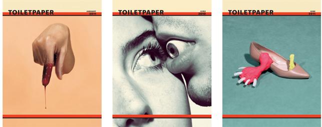 toiletpaper-maurizio-cattelan