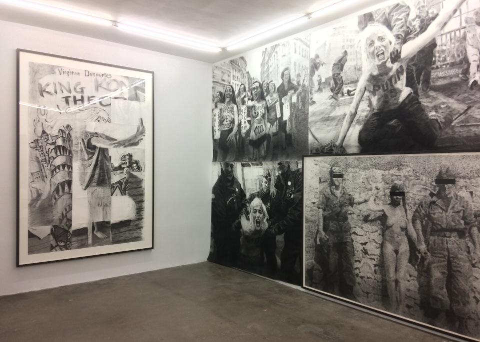 JÉRÔME ZONDER, Galerie Eva Hober